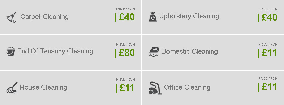 Special Offers on Professional Cleaning in NW3